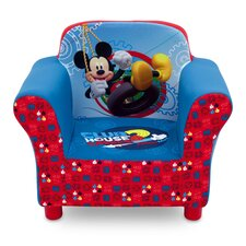 Disney' Mickey Mouse Armchair by Delta Children