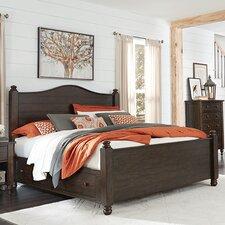 Schneider Storage Panel Bed by Darby Home Co