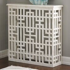 Marble Gridblock Console Table by Global Views