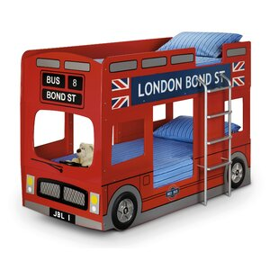 London Single Bunk Bed