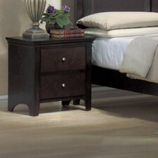 Otego 2 Drawer Nightstand by Darby Home Co