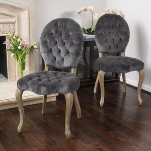Belclaire Side Chair (Set of 2) by One Allium Way