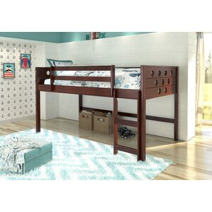 catherine circles twin loft bed - Loft Twin Bed Frame