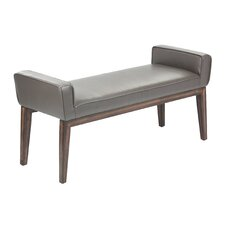 5West Harrod Wood Bench by Sunpan Modern