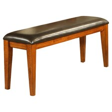 Chiricahua Wood Dining Bench by Loon Peak