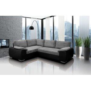 Enzo 7 Seater Corner Sofa Bed