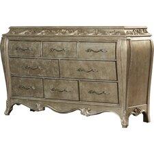 Holmes 8 Drawer Dresser by House of Hampton