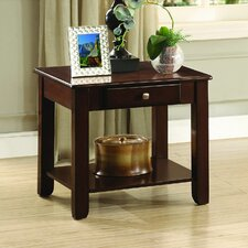 Medora End Table by Darby Home Co