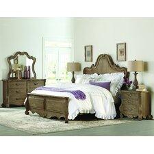 Chrysanthe Panel Customizable Bedroom Set by Homelegance