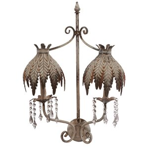 Courtney 2-Light Wall Sconce