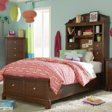 Dustin Captain Bed with Storage by Viv + Rae