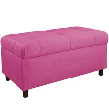 Premier Upholstered Storage Bedroom Bench by Alcott Hill