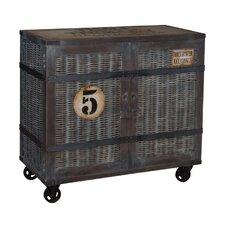 Kearney Rattan Server by 17 Stories