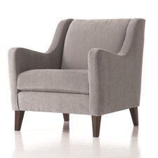 Brodie Lounge Chair in Grade 4 Fabric by Studio Q Furniture