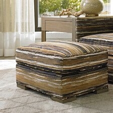 Shadow Play Delshire Ottoman by Lexington