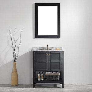 30 inch bathroom vanities you'll love | wayfair