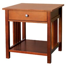 Hollydale End Table by DonnieAnn Company