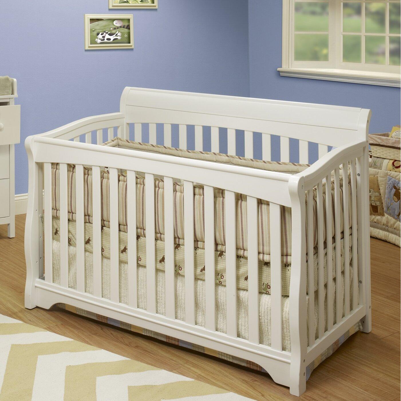 Graco Freeport Convertible Crib Graco Hayden 4in1