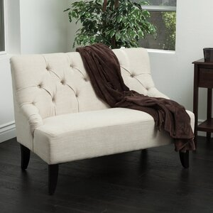 Goggans Settee by Three Posts