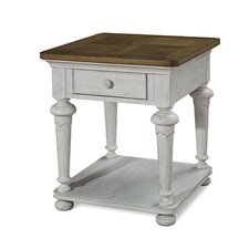 Dogwood End Table by Paula Deen Home