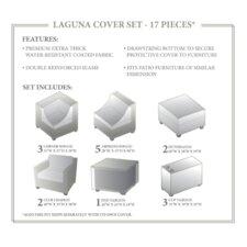 Laguna Winter 16 Piece Cover Set by TK Classics