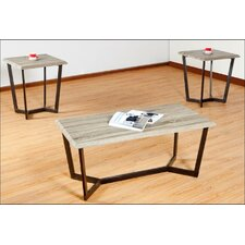 Arturo 3 Piece Coffee Table Set By Simmons Casegoods by Latitude Run