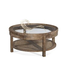 Round Coffee Table by Braxton Culler