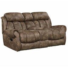 Orient Reclining Sofa by Loon Peak