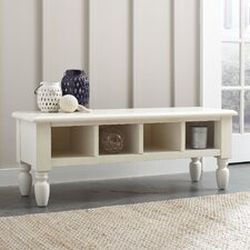 Bannister Storage Bench by Birch Lane