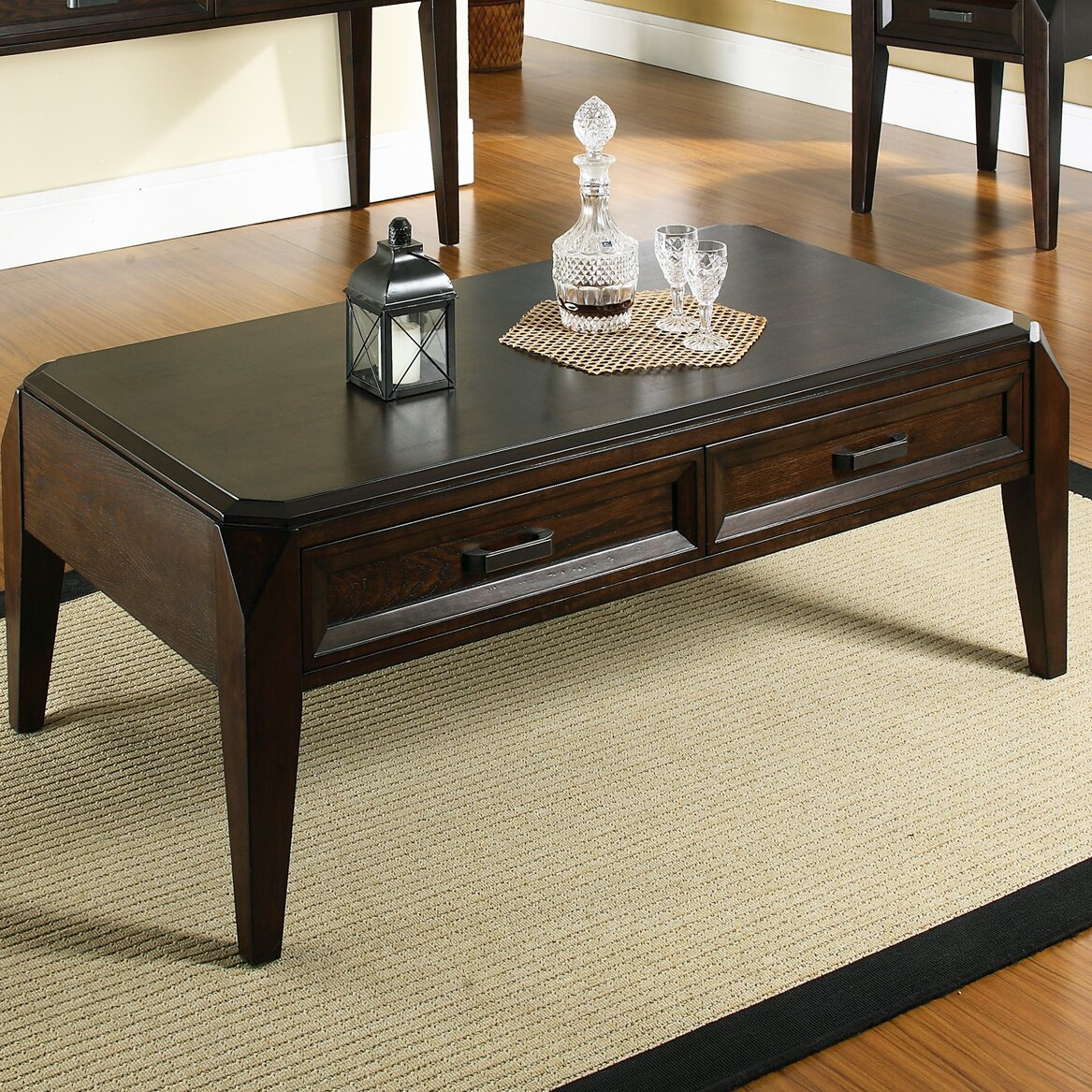 Three posts lamantia coffee table with lift top amp reviews wayfair - Steve Silver Furniture Wellington Coffee Table Reviews Wayfair Wellington Lift Top