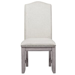 Helmsford Upholstered Back Side Chair by Gracie Oaks