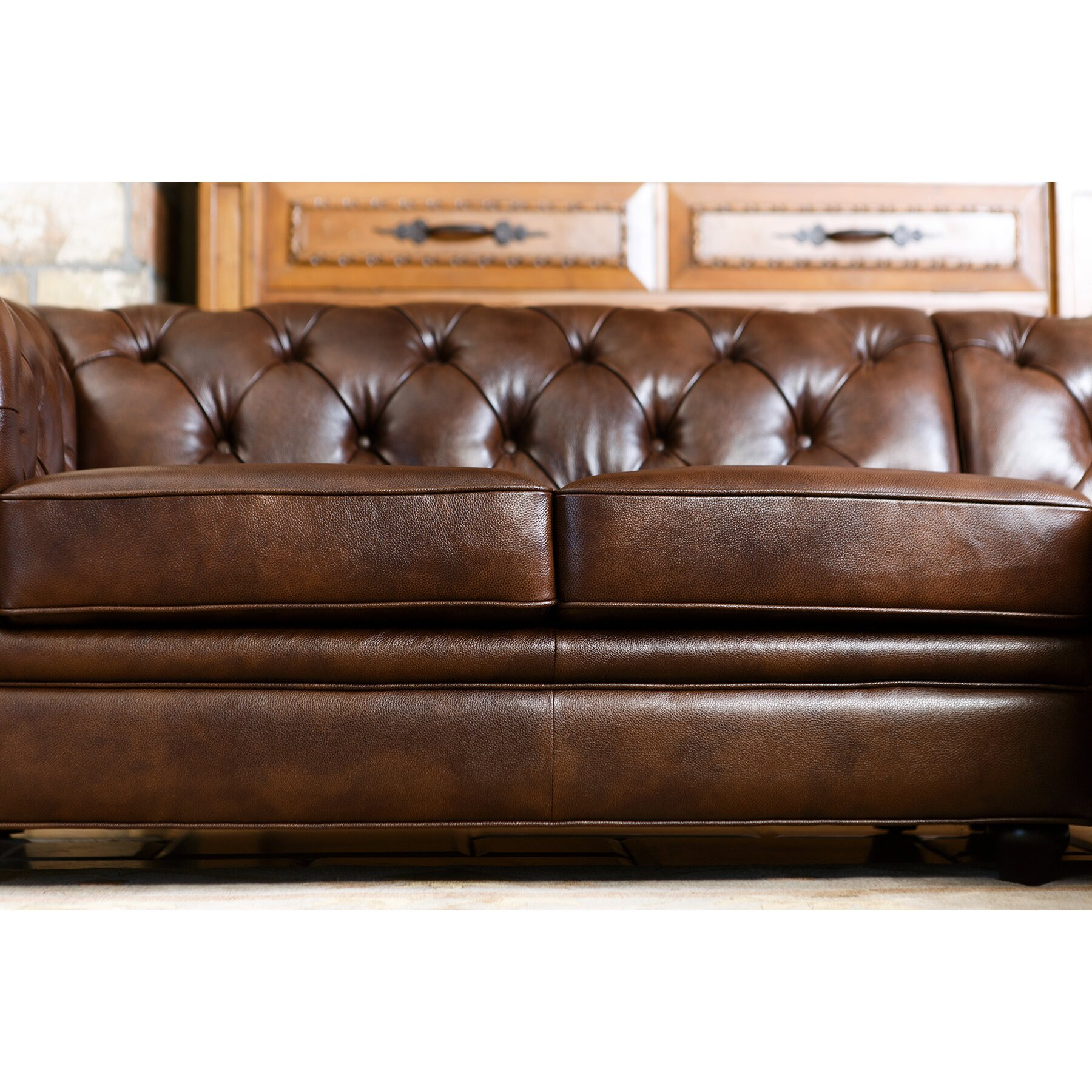 Chaise Sectional Leather Chelsea Leather Rightarm Chaise