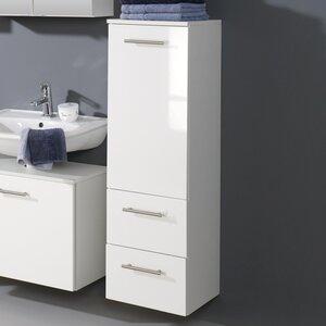 35 x 114 cm Schrank Blanco