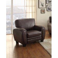 Leith Club Chair by Alcott Hill