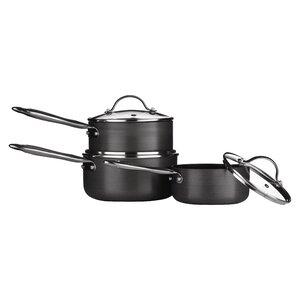 Tenzo H Series 3- Piece Cookware Set