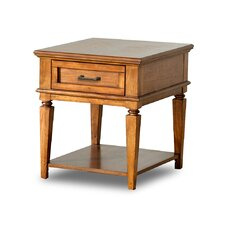 Hanna End Table by Klaussner Furniture