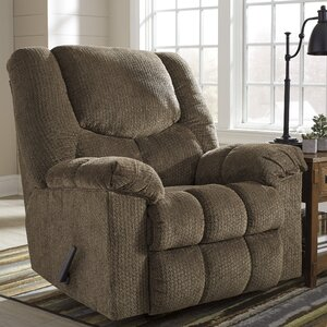 Turboprop Rocker Recliner by Flash Furniture