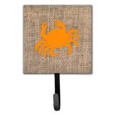 Crab Wall Hook by Caroline's Treasures