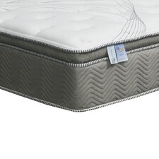 Euro-Top 13 Plush Innerspring Mattress by Alwyn Home