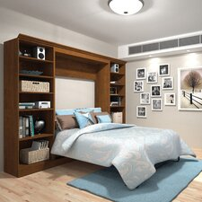 Acevedo Full/Double Murphy Wall Bed by Latitude Run