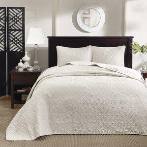 Quilt   Coverlet Sets You ll Love   Wayfair Riverside Reversible Quilt Set. Bedroom Quilts. Home Design Ideas