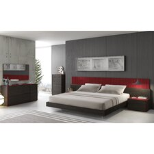 Elida Platform Customizable Bedroom Set by Orren Ellis