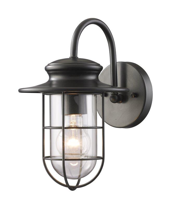 Portside 1 Light Outdoor Barn Light