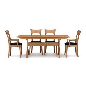 sarah trestle extendable dining table. Interior Design Ideas. Home Design Ideas