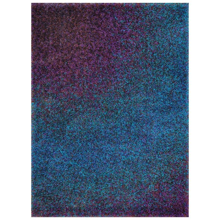 Purple Turquoise Rag Rug: The Conestoga Trading Co. Blue/Purple Area Rug & Reviews