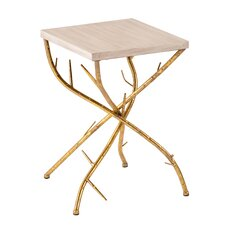 Nevaeh Branch End Table by Wildon Home
