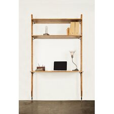 Lowes 83 Accent Shelves Bookcase by Brayden Studio