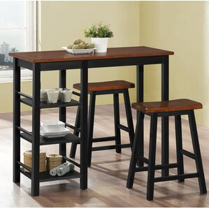Counter Height Dining Sets Youll Love Wayfair - High top dining room table