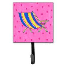 Beach Chair Leash Holder and Wall Hook by Caroline's Treasures