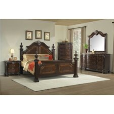 Vista Panel Bed by Astoria Grand